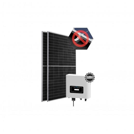 Kit Fotovoltaico 4,1 kWp