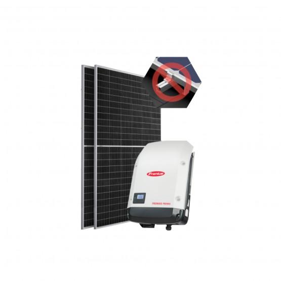 Kit Fotovoltaico 4,1 kWp - Fronius 3,0 kW